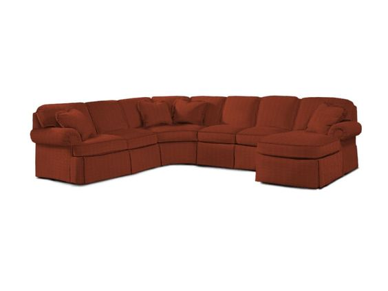Shop For Sherrill Sectional, And Other Living Room Sectionals At Sherrill  Furniture In Hickory, NC. All Dimensions Listed In Our Catalog Are  Approximate.