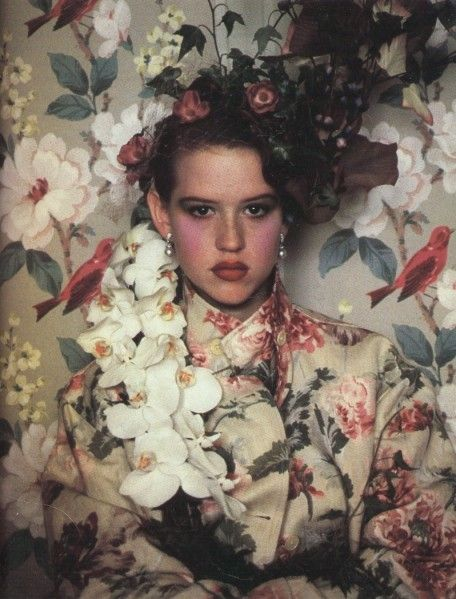 Molly Ringwald-Orchids