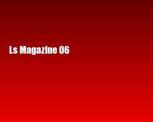 ls magazine 06 hrp pinterest magazines
