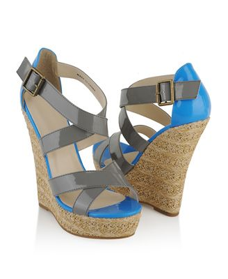 Patent Crisscross Wedges