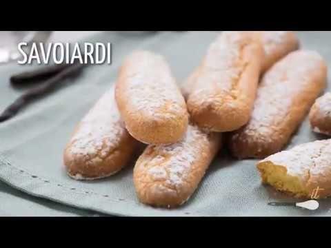 Ricetta Savoiardi Fatti In Casa Da Benedetta.Savoiardi Fatti In Casa Tiramisu It Youtube