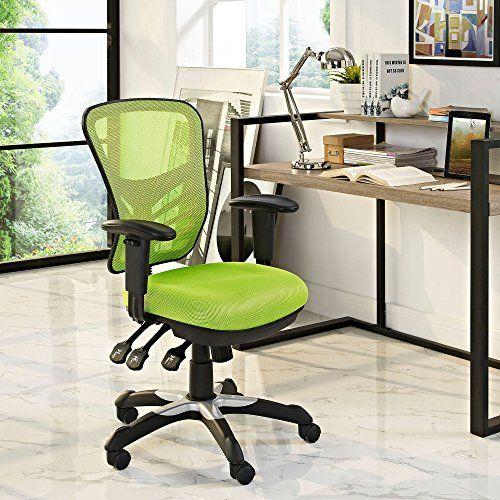 Upright Ergonomic Breathable Mesh Back Office Chair Sponge Seat