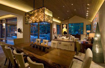 Rodan Residence - Modern - Dining Room - Other Metro - Poss Architecture + Planning + Interior Design
