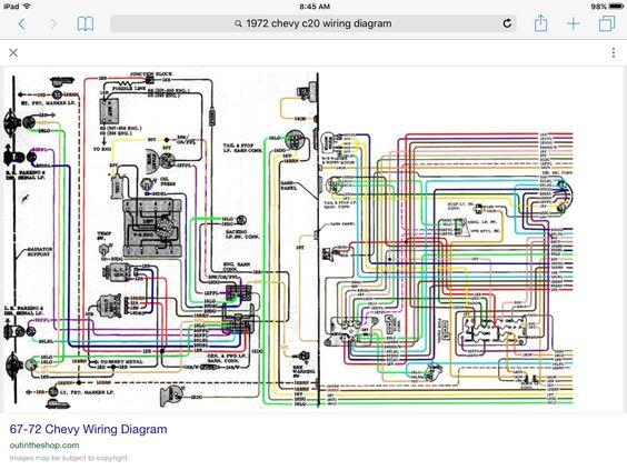 Fantastisch 64 Chevy Lkw Schaltplan Fotos - Elektrische ...