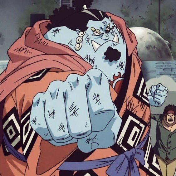 One Piece el gran shibukai mas poderoso de todos los mares, jimbey