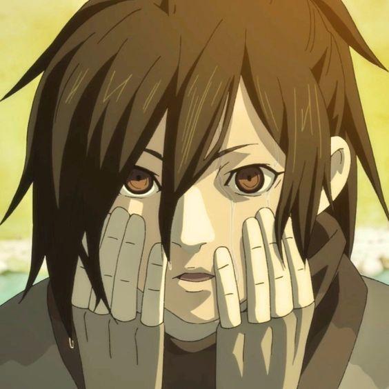 Dororo Hyakkimaru,his face is back firlsty. #Dororo #Hyakkimaru ...