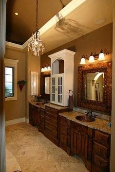 Beautiful behr mocha latte paint home decor for Mocha bathroom ideas