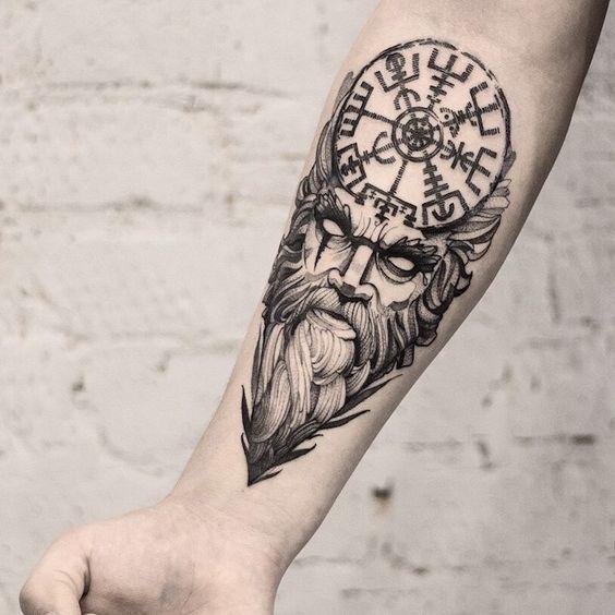35+ Tatouage viking avant bras ideas