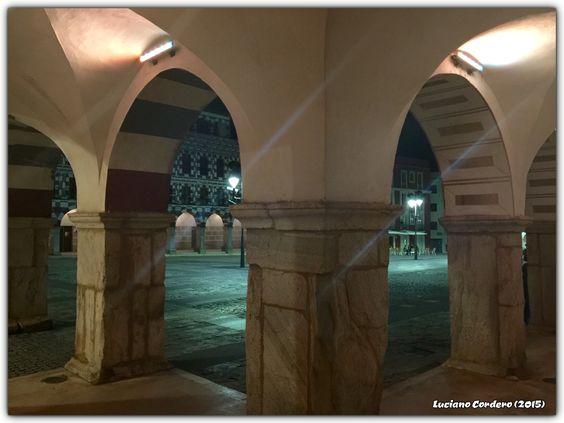 Plaza Alta. Badajoz.