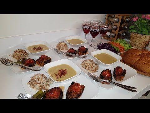 وجبة عشاء تركية سهلة شربة العدس بطريقة المطاعم مع سرها Youtube Food I Foods Breakfast