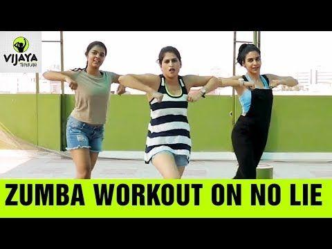 Zumba Workout On No Lie Dance Fitness Routine Zumba Latest Videos Vijaya Tupurani Youtube Dance Workout Zumba Workout Workout