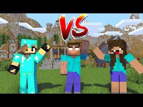 Monster School Noob Vs Pro Girl Minecraft Animation Youtube