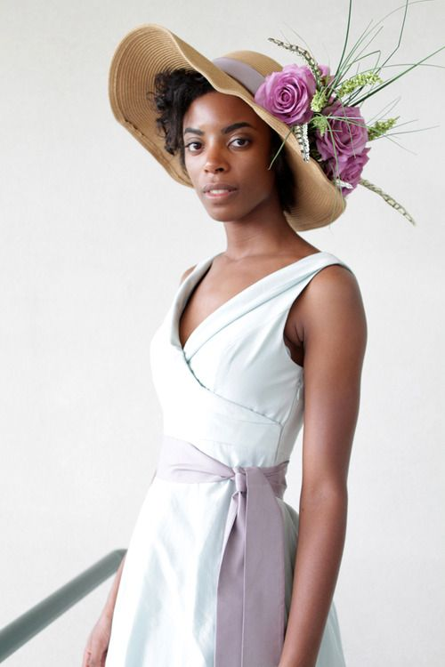 (via Kentucky Derby Fashion | Under The Guise)