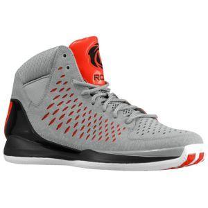 adidas Rose 3.0 - Men\u0026#39;s - Basketball - Shoes - Aluminum/Black/Light Scarlet