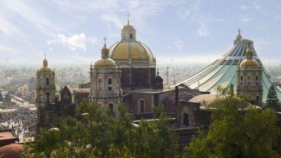 A day long cultural tip: exploring the Basílica de Nuestra Señora de Guadalupe, Mexico City, Distrito Federal #LiveItToBelieveIt #VisitMexico #Culture