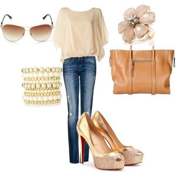 Put It Together Look  Outfit of the Day