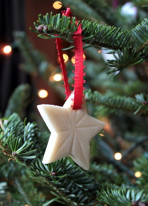 Make: Salt Dough Star Ornaments - plan to make so boys can paint red/white/blue then we'll hang in windows for July 4
