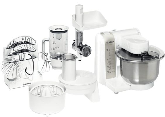 Procesador de alimentos - Bosch MUM 4856 EU Potencia 600W, Multi - küchenmaschine bosch mum