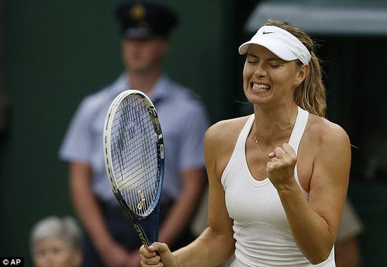 Maria Sharapova in action - Google ძებნა