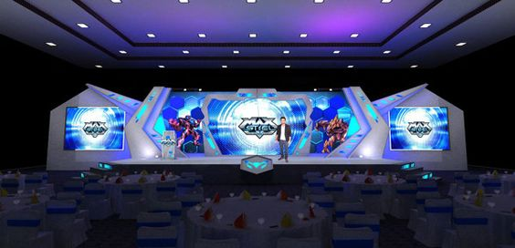 3d Event Design Google Search Stage Design Pinterest
