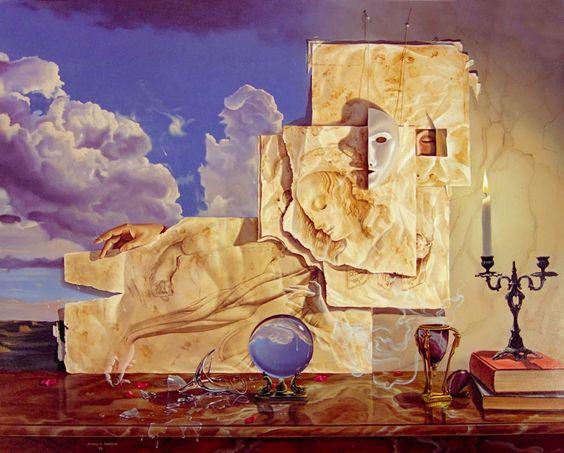 Jeffrey G. Batchelor....   Kai Fine Art