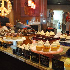 The Chocolate Moose bakery