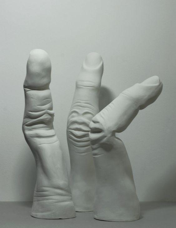 Une autre Série de Sculptures troublantes de Alessandro Boezio