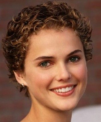 Miraculous Curly Hair Styles For Curly Hair And Super Short Hair On Pinterest Short Hairstyles Gunalazisus