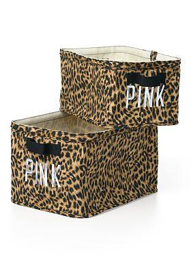 Victoria's Secret: Storage Bins