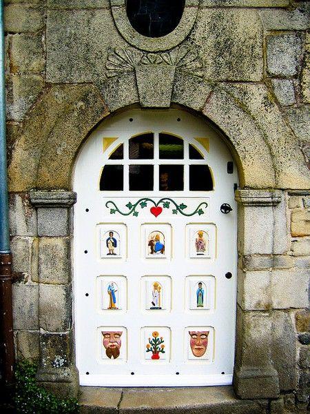 Porte Bretagne France