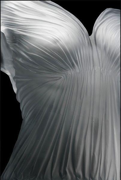 The awesome cast glass sculptures of artist Karen La Monte