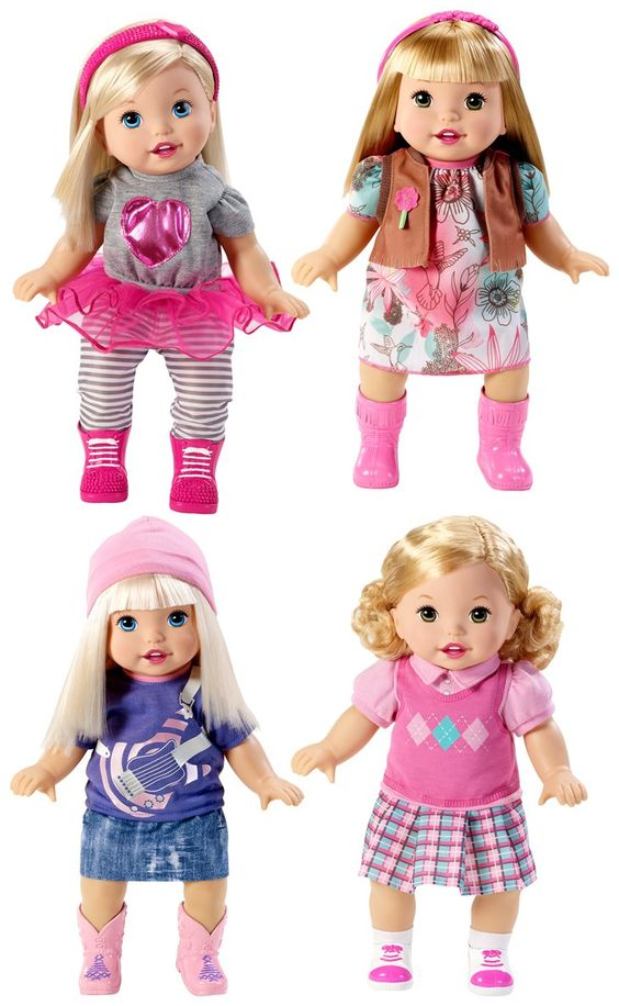 little mommy sweet as me toddler dolls