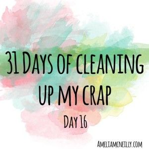 Day 16 - Books That Encourage My Soul - Amelia McNeilly