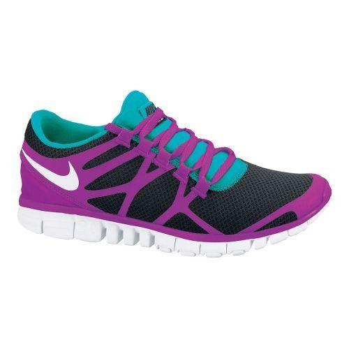 Nike Free 3.0 V3 - Womens - Black/White/Bright Turquoise/Vivid Grape  Visit store to see price
