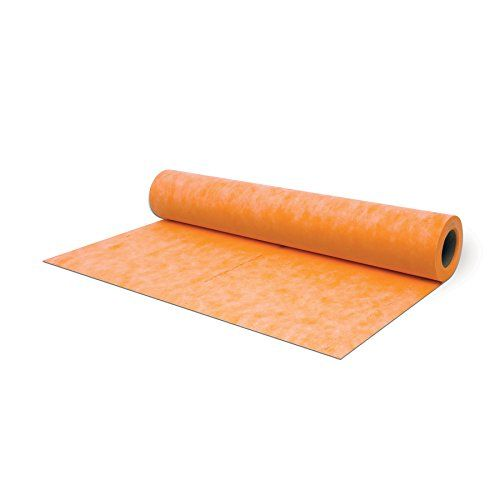 Schluter Kerdi Waterproofing Membrane This Is A Fantastic Option For Waterproofing Tile Showers And Tub Surrounds 108 Membrane Shower Room Tile Installation