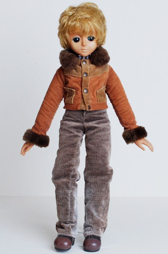 7.5 Monchhichi Original Vintage Sekiguchi Doll 7 8 Boy Monchichi ...