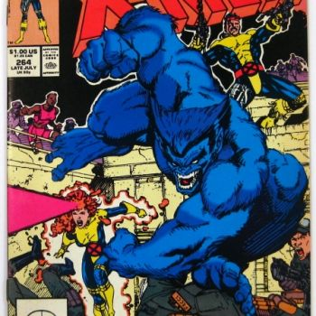 I checked out Uncanny X-Men #264 X-Factor Marvel Comics (1990) FREE Shipping on Lish, $4.50 USD