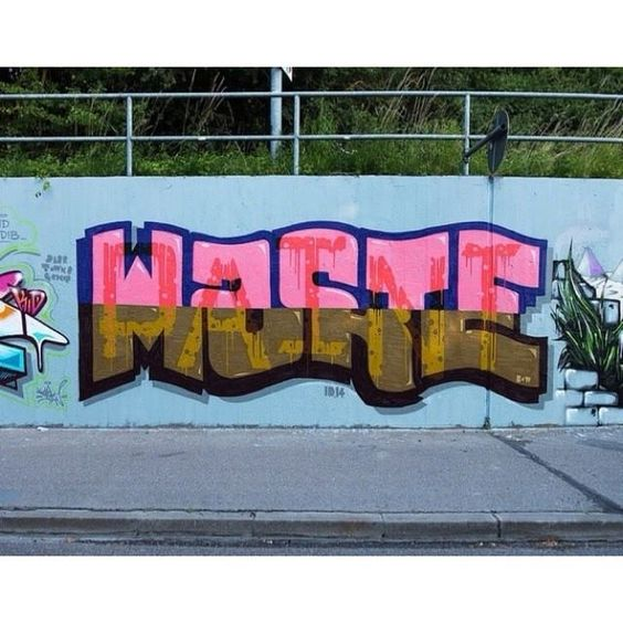 Waste / More