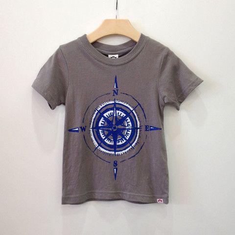Appaman Compass Tee – Petite Étoile Children's Clothing Boutique in Salem, MA