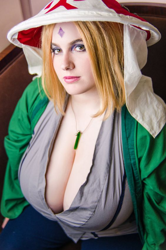 cosplay tits
