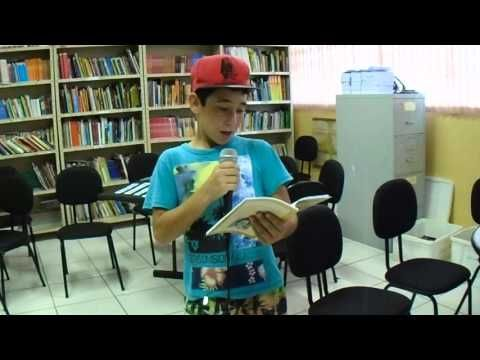 Texto do Luizinho - Escola Maria Imaculada (Sarapuí/SP) - YouTube