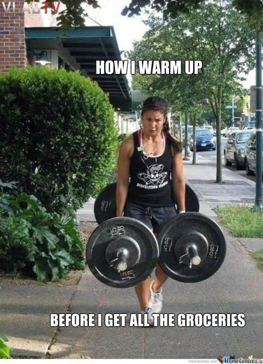 20 Weightlifting Memes That Are Way Too True Workout Memes Funny Workout Humor Fitness Motivation Memes