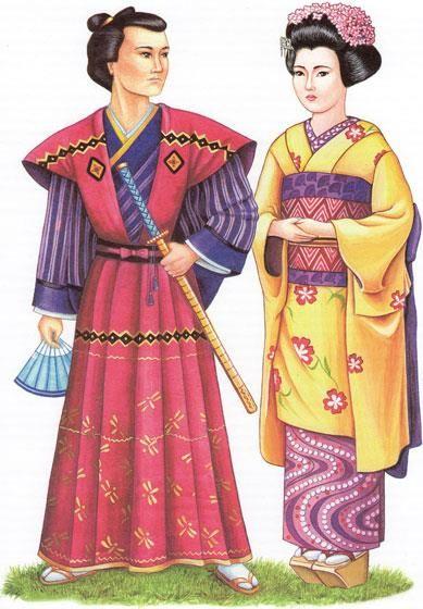 Японские праздничные костюмы  Приколы Фото приколы
