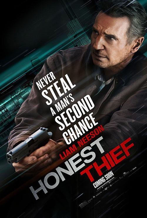 Honest Thief In 2021 Liam Neeson Thief Free Movies Online