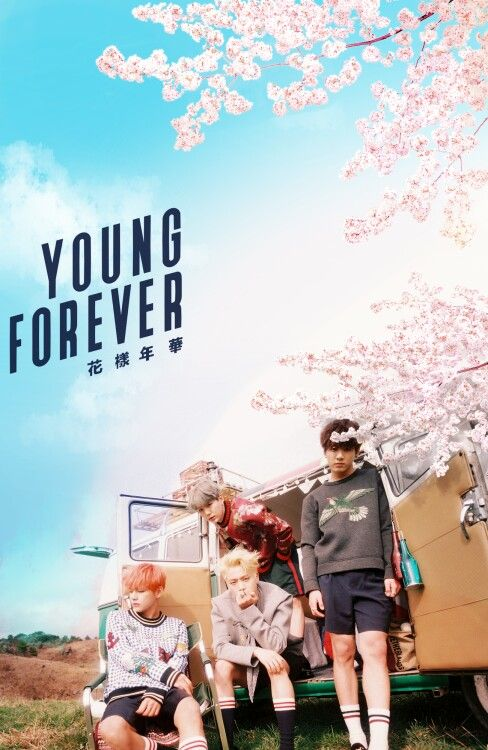 BTS / Young Forever / Wallpaper #BTS