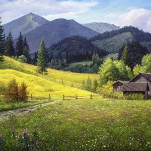50+ Contoh Lukisan Realisme Terbaru 24