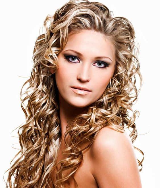different perm styles for hair different types of perm pictures hair hair and more 8942