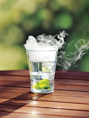 Cool Sidekick Double Shot Glass- 4 glasses   Outlet