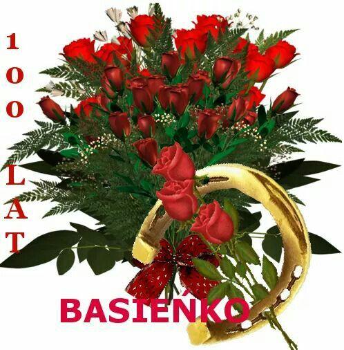 Pin By Irena Ciborowska On Zyczenia Imieninowe Happy Birthday Christmas Wreaths Holiday Decor