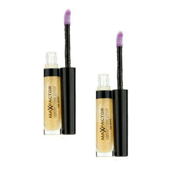 Vibrant Curve Effect Lip Gloss Duo Pack - # 02 Sparkling - 2x5ml/0.17oz